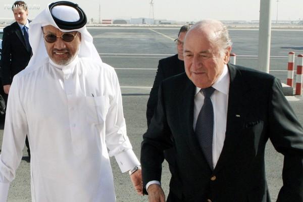 ФИФА обратилась к США   с просьбой начать подготовку к ЧМ-2022