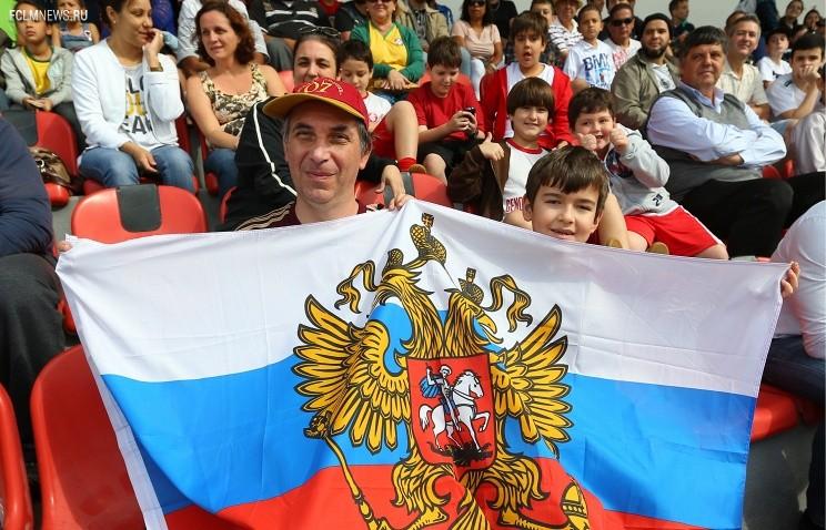 Около 5 тыс. российских болельщиков посетят матч ЧМ между сборными России и Южной Кореи