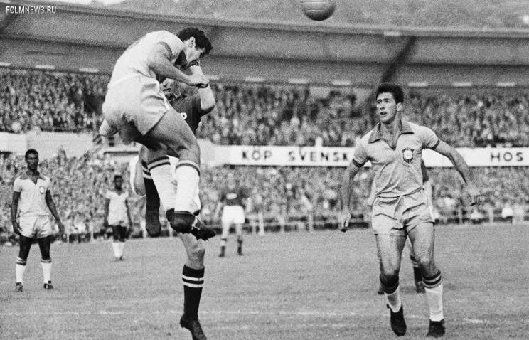 История выступлений сборных СССР и России на чемпионатах мира по футболу