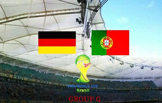 ЧМ-2014. Германия разгромила Португалию