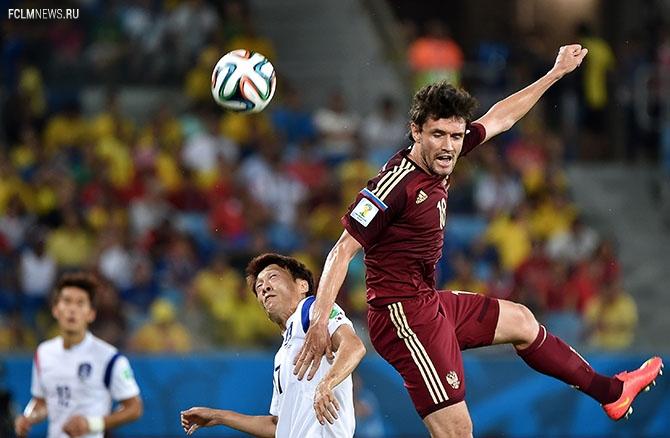 «Мы не спали, мы старались». Игроки сборной – о матче с Кореей