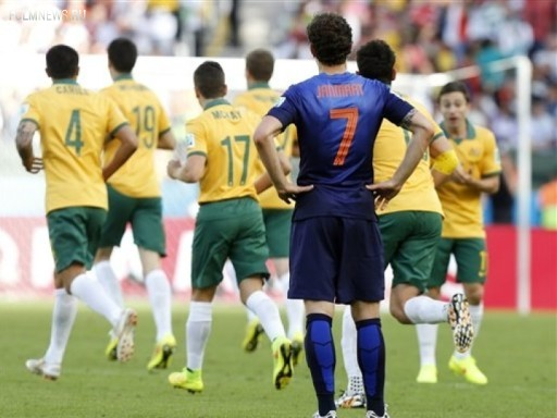 сборная Австралии