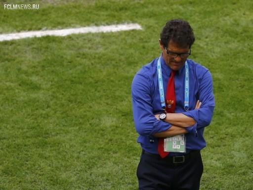 Фабио Капелло разочарован Источник: Reuters