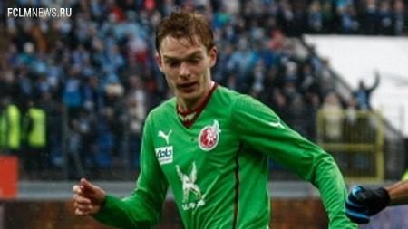 УЕФА назвал Могилевца лучшим молодым игроком России