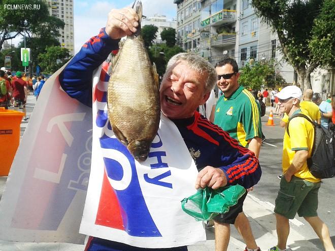 Репортаж из фан-зоны Рио-де-Жанейро: Копакабана и все-все-все