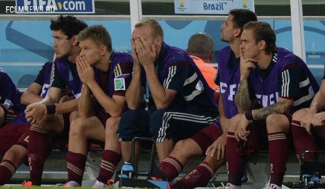 Глава РФС заявил, что не имеет претензий к футболистам сборной России