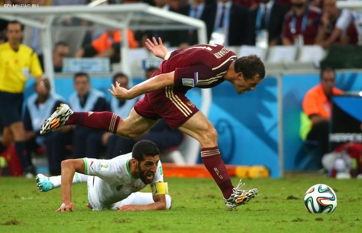Мостовой: сборная России не смогла выйти в 1/8 финала из-за недостатка класса у игроков