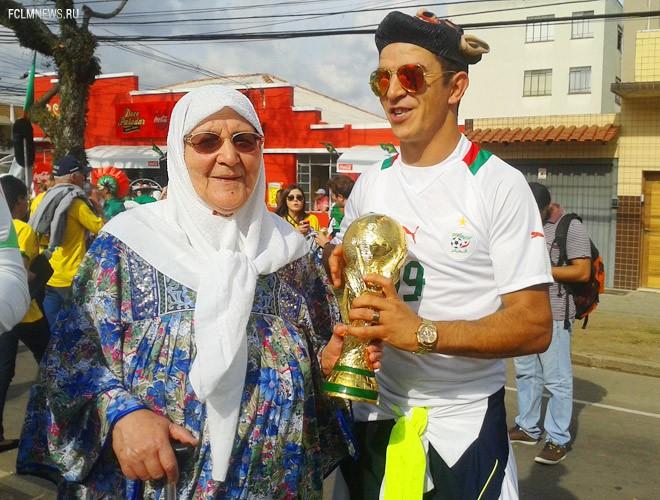 Бабушка Фелла и синьор Капелло