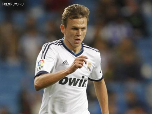 «Реал» отдал Черышева в аренду