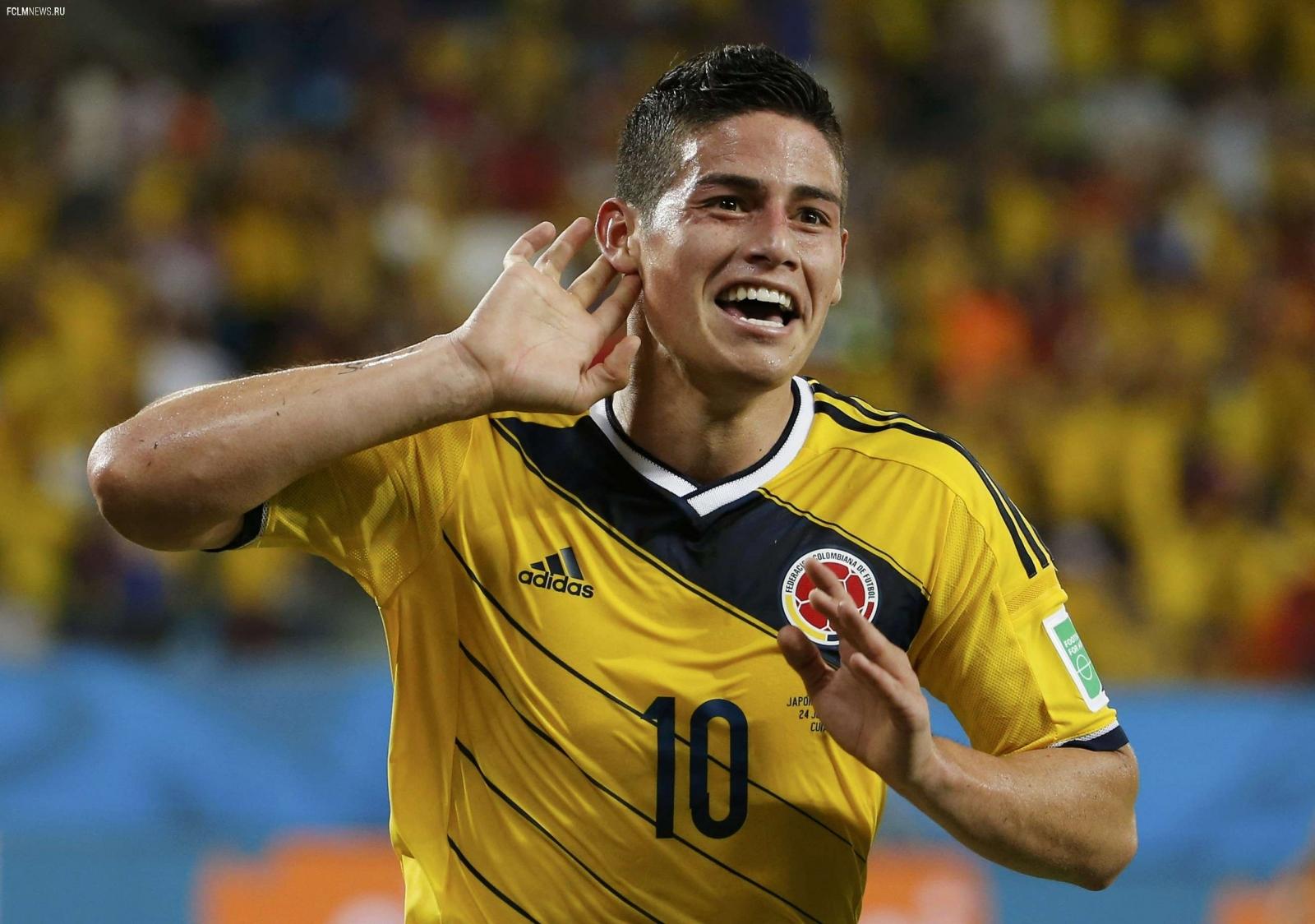 Колумбия - Уругвай. Почему победит...?
