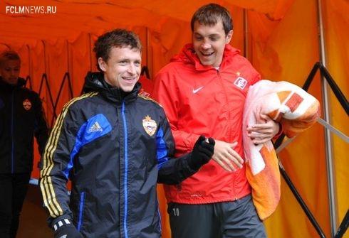 Пять новых игроков для сборной России