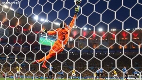 ЧМ-2014. Колумбия выходит в 1/4 финала, где сыграет с Бразилией