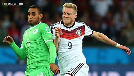 ЧМ-2014. Германия выходит в 1/4 финала