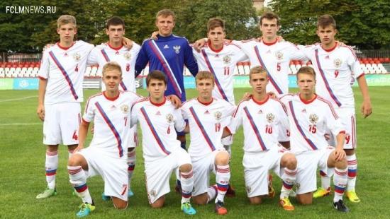 В юношескую сборную (игроки 1998 года рождения) вызвали трех железнодорожников.