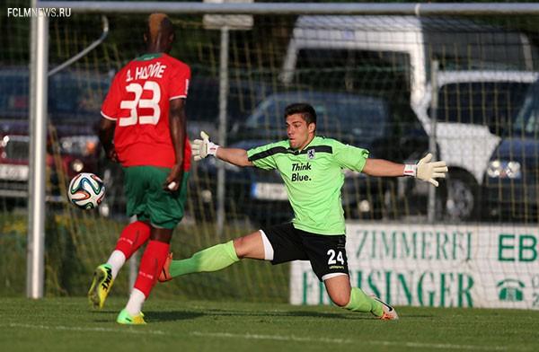 Мюнхен 1860 - Локомотив (2-1)