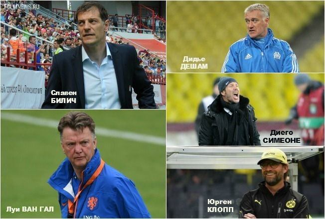 Кто вы, тренер России на ЧМ-2018?