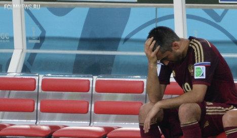Игроки и тренеры сборной РФ не получат за ЧМ никакого вознаграждения