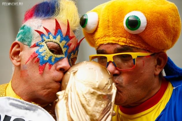 Бразилия сыграет самый сложный матч ЧМ против сборной муки и пены