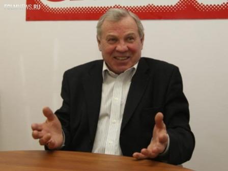 Борис Майоров: У нашего футбола слабая материальная база. А на полях – коровы!