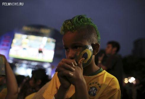 Траурная дискотека. Как улицы встретили бразильский позор