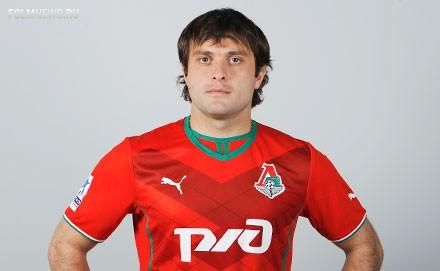 Касаев и Логашов выбрали игровые номера