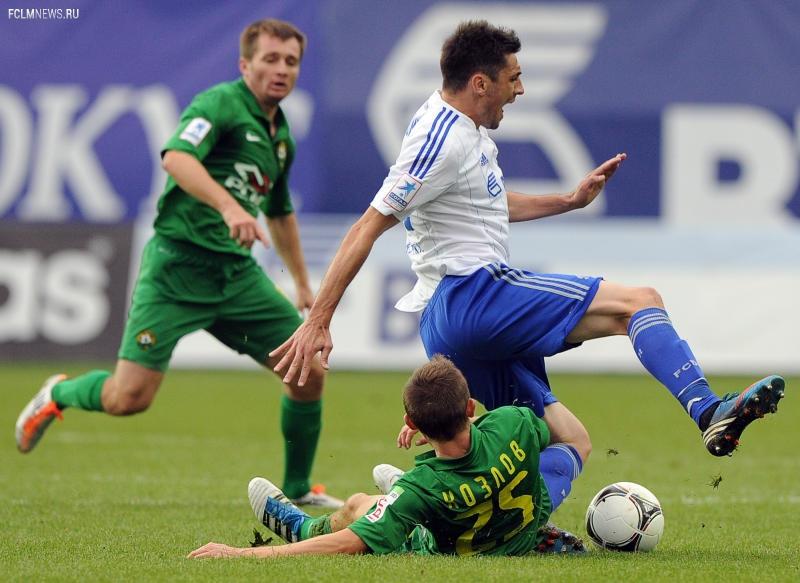«Краснодар» во 2-м квалификационном раунде Лиги Европы сыграет с эстонским «Калевом»