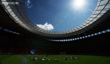 Сборная Бразилии сыграет с голландцами в утешительном финале ЧМ