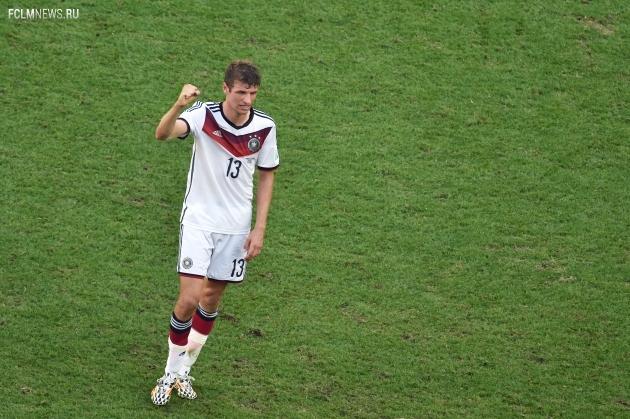 Финал ЧМ-2014. Германия готова творить историю, Аргентина — сенсацию