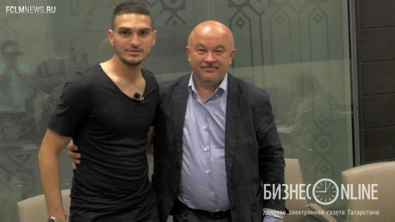 Айрат Гараев: «Мы рассматриваем Оздоева, как игрока сборной России, причем в ближайшей перспективе»