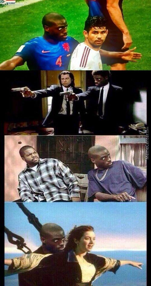 ЧМ-2014: как это было. Лучшие мемы