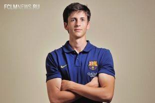Полузащитник «Барселоны» Амир Натхо: Тренировки с Месси – это фантастика