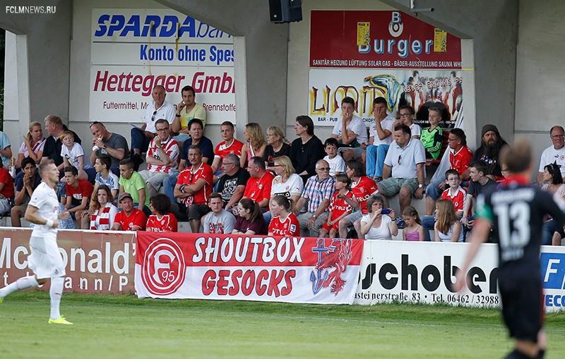 «Локомотив» - «Фортуна» 1:1