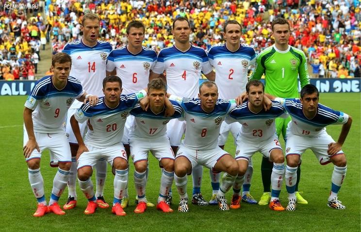 Сборная России по футболу© ИТАР-ТАСС/Валерий Шарифулин