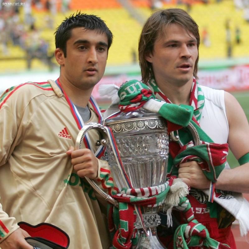 Самедов и Лоськов