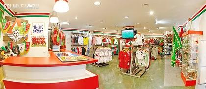 «Локомотив» открыл новый магазин