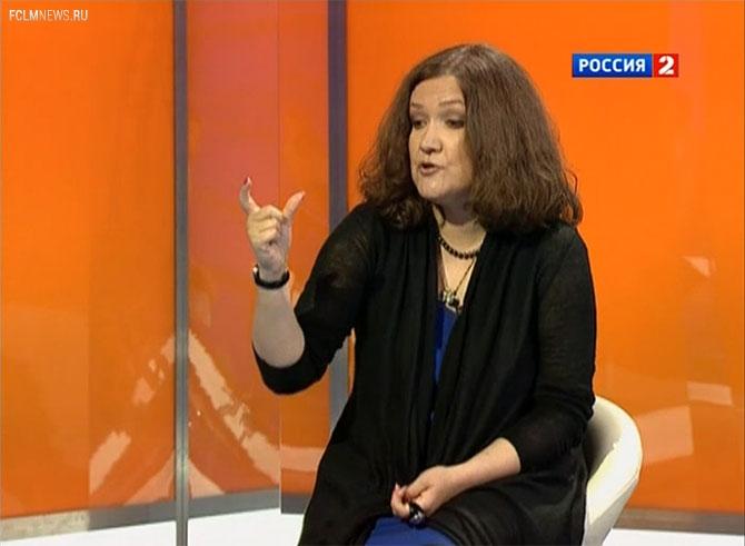 Каринэ Гюльазизова: Футбол в России - бессмысленный и разрушительный