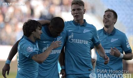 «Зенит» проиграл АЕЛ в первом матче 3-го квалификационного раунда Лиги чемпионов