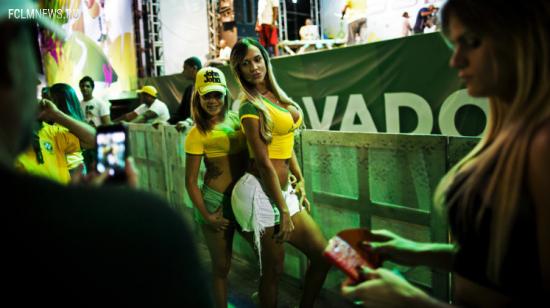 Из чемпионата мира вылетели все команды, игрокам которых был запрещён секс