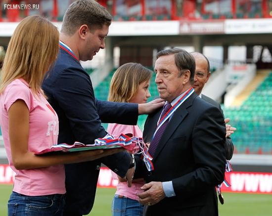 Встреча «Локомотива» с болельщиками