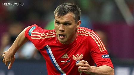 Измайлов не сыграет с «Локомотивом»