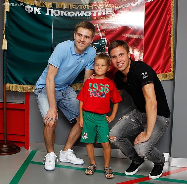 Шешуков и Логашов посетили музей