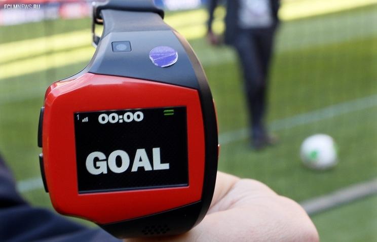 Система видеорегистрации гола может быть внедрена в ЧР по инициативе клубов
