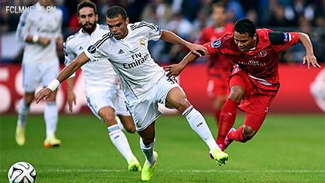 «Реал» обладатель Суперкубка Европы