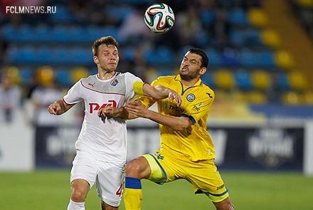 «Локомотив» - «Ростов» на ТВ