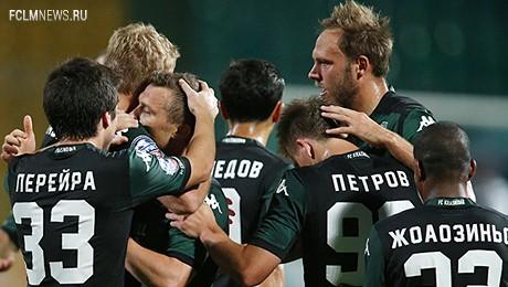 «Краснодар» - «Спартак» 4:0