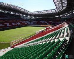 На матче «Рубин» - «Локомотив» ожидается аншлаг