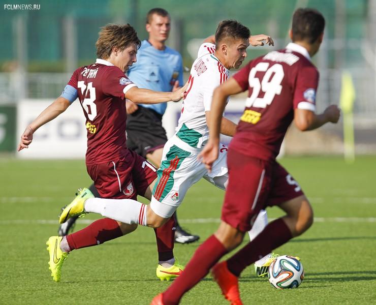 «Рубин» - «Локомотив» 2:0