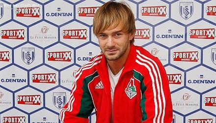 Дмитрий Сычев станет тренером (пока только в кино)
