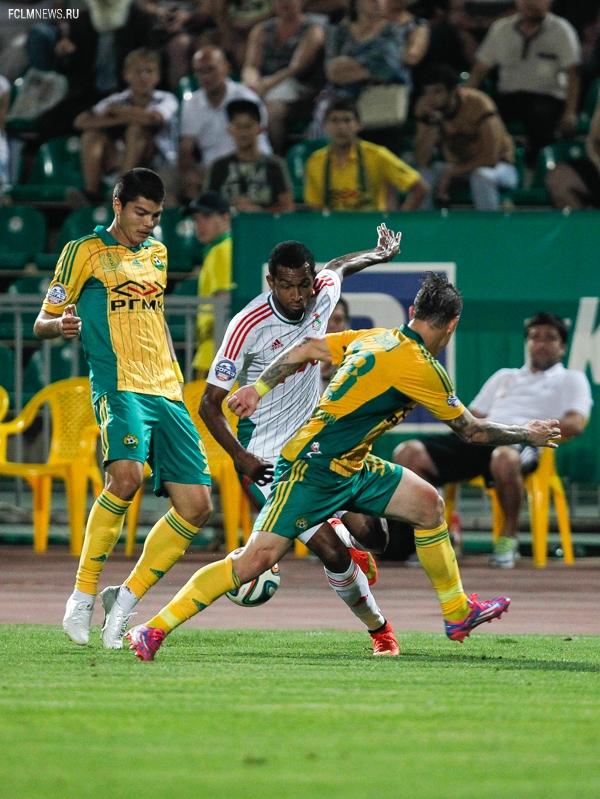 «Кубань» - «Локомотив» 2:1