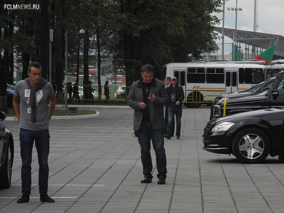 Ждали Миодрага Божовича, а приехал Александр Шикунов. Источник: Sovsport.ru